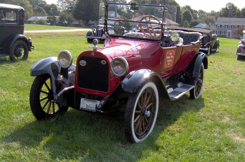 File:1917 Dodge Brothers touring car.JPG