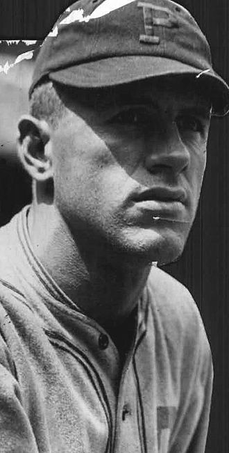 Charlie Grimm - Grimm with the Pittsburgh Pirates in 1921