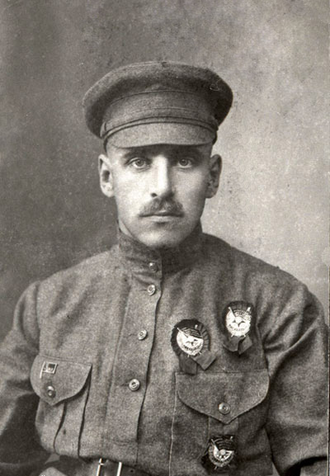 Vasily Blyukher -  Blukher in Civil War Years