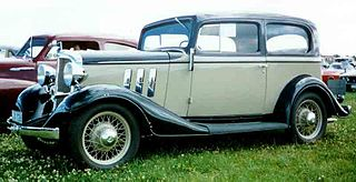 Chevrolet Eagle Car model