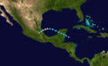 1936 Atlantic hurricane 11 track.png