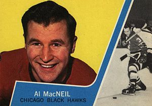 Al MacNeil - Image: 1963 Topps Al Mac Neil