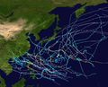 1967 Pacific typhoon season summary map.png