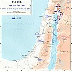 1967 Six Day War - Battle of Golan Heights.jpg