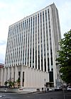1969 Bank of California Building (Portland) from north in 2016.jpg
