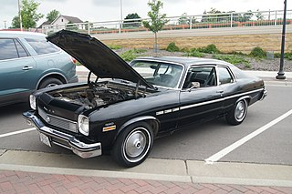 Buick Apollo Motor vehicle