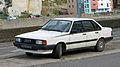 1986 Audi 80 GTE Phase II, Dieppe, Seine-Maritime - France (17646088370).jpg