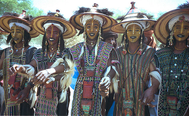 wodaabe beauty standards