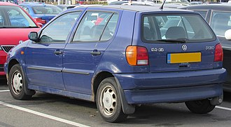 Volkswagen Polo Mk3 - Pre-facelift Volkswagen Polo