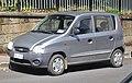 1998 Hyundai Atos silver front.JPG