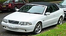 volvo c70 coupe 1999 ficha tecnica