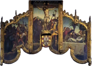 Triptych of the Church of Our Lady of Pópulo