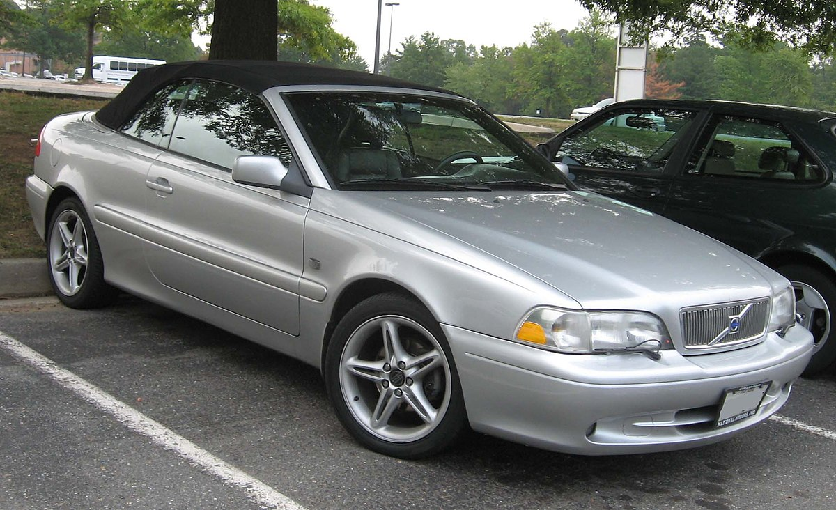 Px St Volvo C Convertible on 2000 Saab 9 3 Convertible