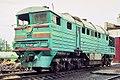 2ТЭ116-459, Russia, Volgograd region, depot named after Maxim Gorky (Trainpix 163799).jpg