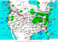 2004-01-27 Surface Weather Map NOAA.png