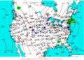 2004-07-13 Surface Weather Map NOAA.png