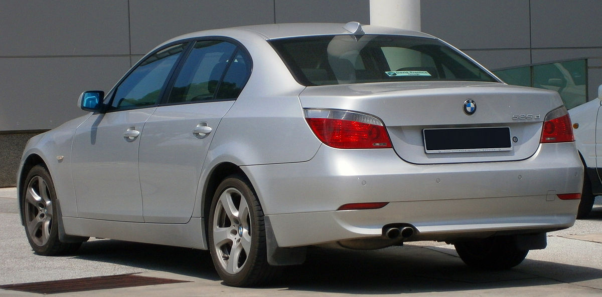 Bmw 5 Series E60 Wikipedia