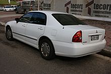 Mitsubishi Magna Wikipedia
