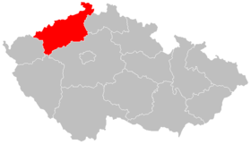 Image illustrative de l'article Région d'Ústí nad Labem