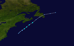 2006 Atlantic tropical storm 2 track.png