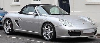 Porsche Boxster/Cayman - Porsche Boxster (987)