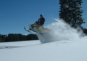 Ski-Doo - Ski-Doo XRS 800
