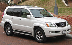 lexus gx wikipedia. Black Bedroom Furniture Sets. Home Design Ideas