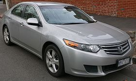 2008 Honda Accord Euro sedan (2015-06-15) 01 (cropped).jpg