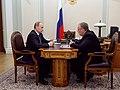 2009-12-24 Владимир Путин, Сергей Митин.jpeg