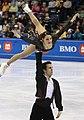 2009 Canadian Championships Pairs Dube-Davison03.jpg
