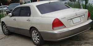 Hyundai Equus - Hyundai Equus