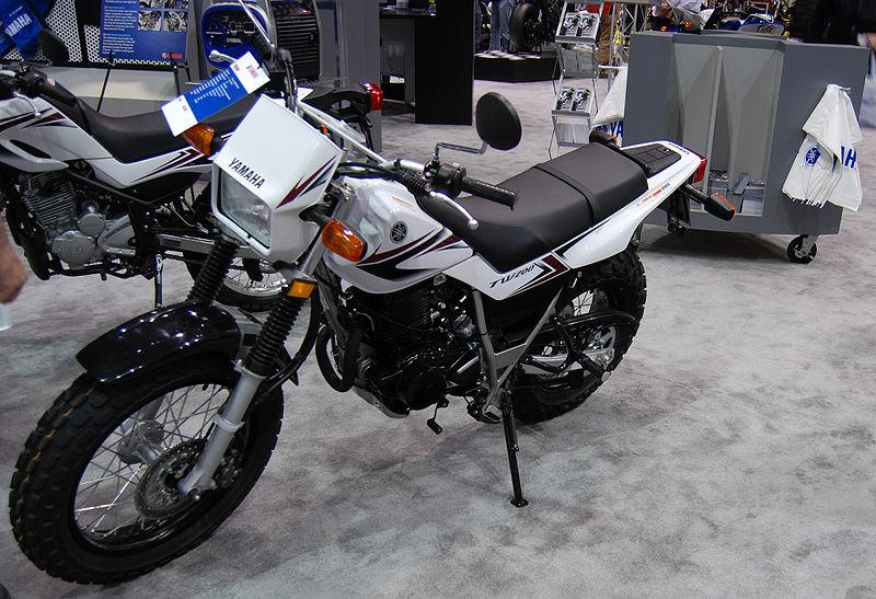 Yamaha Tw  Starter Motor