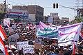 2011–2012 Yemeni revolution (from Al Jazeera) - 20110301-03.jpg