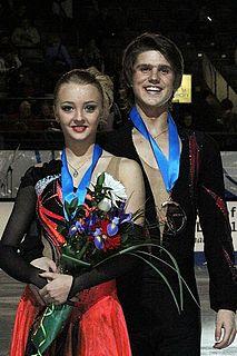 Ivan Bukin Russian ice dancer