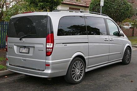 Mercedes-Benz Vito - Wikiwand