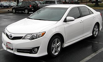 Georgetown, Kentucky - The best selling car in the United States, the Toyota Camry, is manufactured in Georgetown, Kentucky