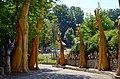 2013 Bruno Weber Skulpturenpark-Führung - Eingangsbereich 2013-08-02 11-11-05.JPG