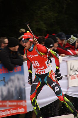 2014-04-01 Biathlon World Cup Oberhof - Mens Pursuit - 48 - Jaroslav Soukup 2.JPG