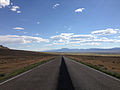 2014-08-09 15 49 23 View west along U.S. Routes 6 and 50 about 78.9 miles east of the Nye County line in White Pine County, Nevada.JPG