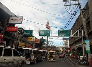 2014-11-24 D. Silang Street, Batangas City Poblacion 02.jpg