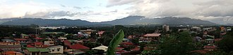 Batangas City - Image: 2014 12 25 Batangas City skyline 015