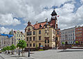 2014 Nowa Ruda, ratusz 04.JPG