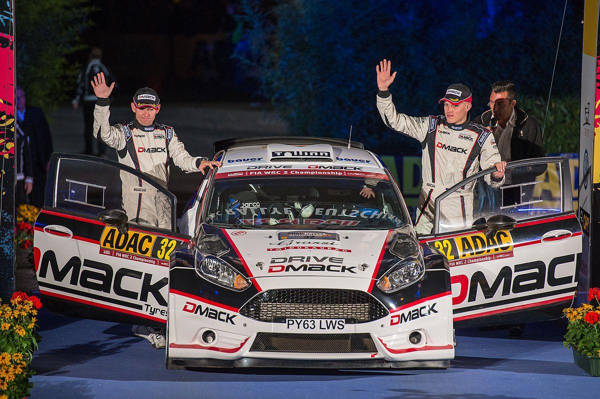 Dmack World Rally Team Wikipedia