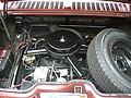 2014 Rolling Sculpture Car Show 56 (1966 Chevrolet Corvair engine).jpg