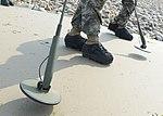 2015.7.14. 연평부대 - 지뢰탐지작전훈련 14th, July, 2015, ROK Marine YP Unit-Training to detect of mines (19575744160).jpg