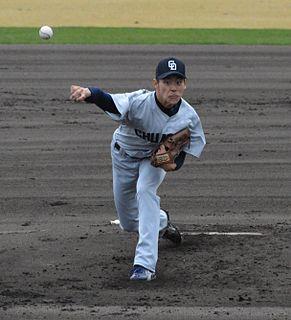 Shōta Suzuki (baseball) Japanese baseball player