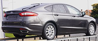 Ford Mondeo (fourth generation) - Image: 2015 Ford Mondeo Ambiente (16731006033) (cropped)
