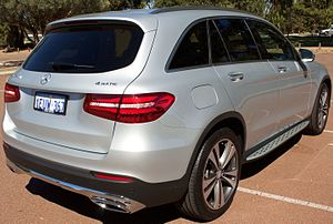 Mercedes-Benz GLC-Class - Mercedes-Benz GLC 250d (Australia)