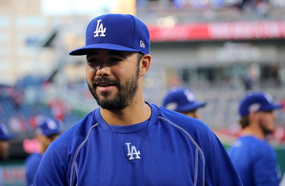 2016-10-13 Andre Ethier Dodgers 1