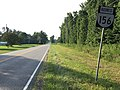 2017-07-13 18 08 30 View north along Virginia State Route 156 Business (Prince George Drive) at Virginia State Route 109 (Courthouse Road) in Prince George, Prince George County, Virginia.jpg